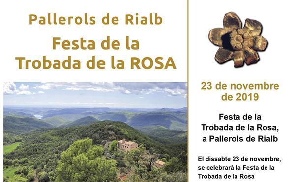 Festa de la Trobada de la Rosa a Pallerols de Rialb