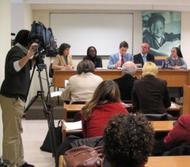 '하람베 Harambee 2006' 에 관한 기자회견