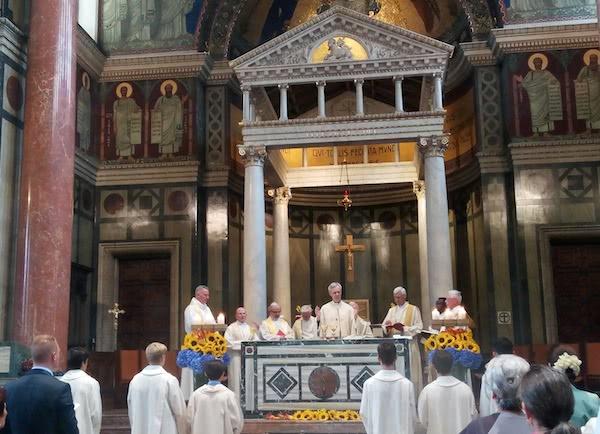 Opus Dei - La fête de Saint Josémaria Escrivá en Suisse