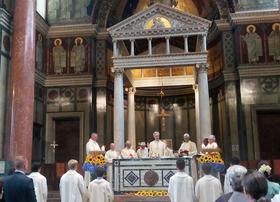 La fête de Saint Josémaria Escrivá en Suisse