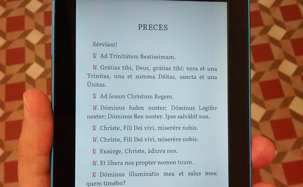 Opus Dei - Les preces de l'Opus Dei