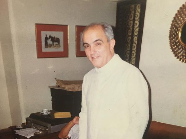 Padre Jaime Payeras: una amistad perdurable