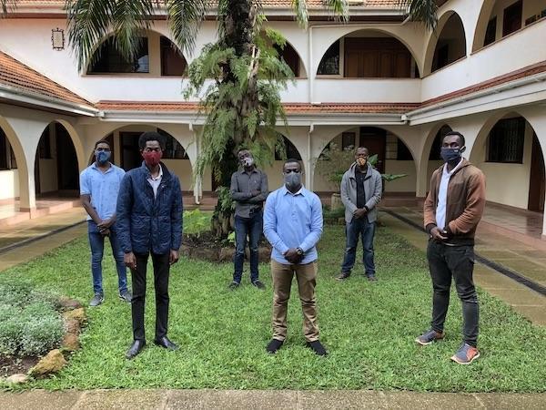 Opus Dei - Day Spiritual Retreat in Kampala