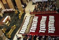 Novos sacerdotes no Ano da Eucaristia
