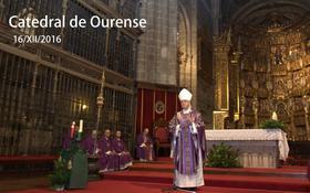 Misas en Galicia polo prelado do Opus Dei