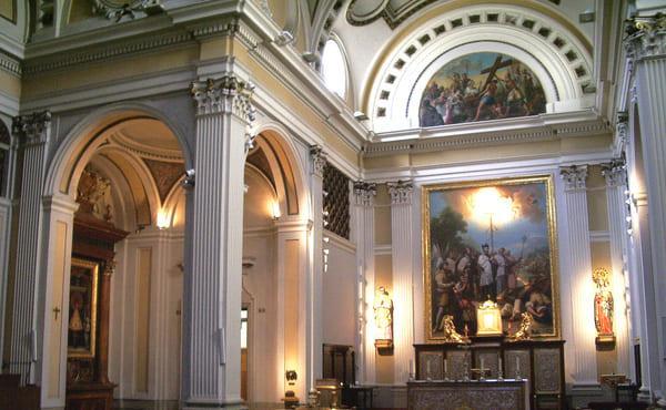 Opus Dei - Escultura de san Josemaría en Zaragoza