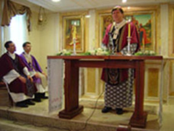 Arcebispo de Brasília visita o Centro Cultural Lajedo