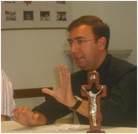 """Беседа """"Вяра в ежедневието"""" от отец Едуардо Камино"""