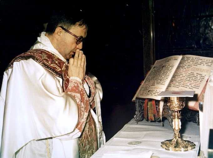 Opus Dei - Masses in Britain on the occasion of the feast of St Josemaría Escrivá - June 2018