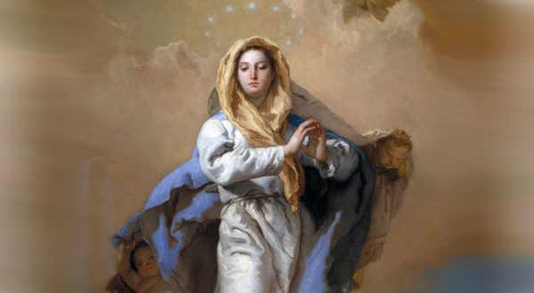 Vita di Maria (I): Magistero, Padri della Chiesa e santi