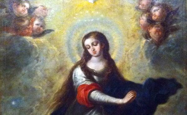 """El Papa demana a la Immaculada Concepció """"pau i salvació per a tots els pobles"""""""