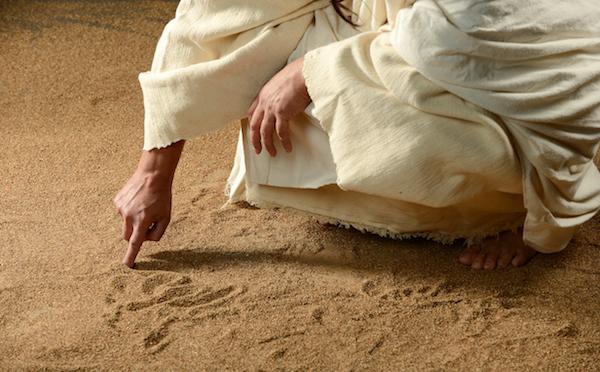 Commentaire d'Évangile : la femme adultère