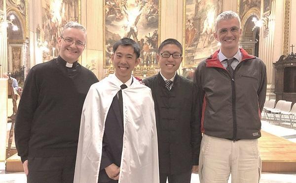 Opus Dei - 不可思議的羅馬聖週