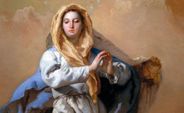 Opus Dei - Devoción a la Santísima Virgen