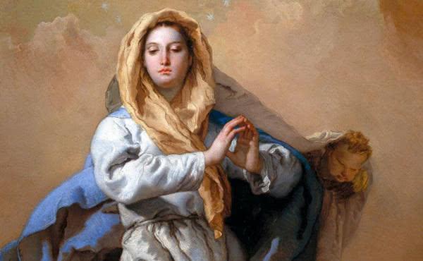 Apmąstymai Marijos Nekaltojo Prasidėjimo novenai (audio)