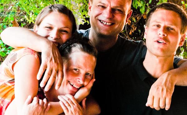 Opus Dei - Crecer: un proyecto en familia (I)