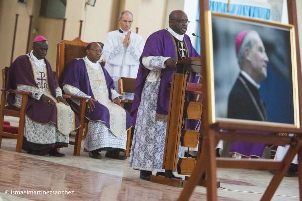Opus Dei - Funeral masses for Bishop Javier Echevarria in East Africa