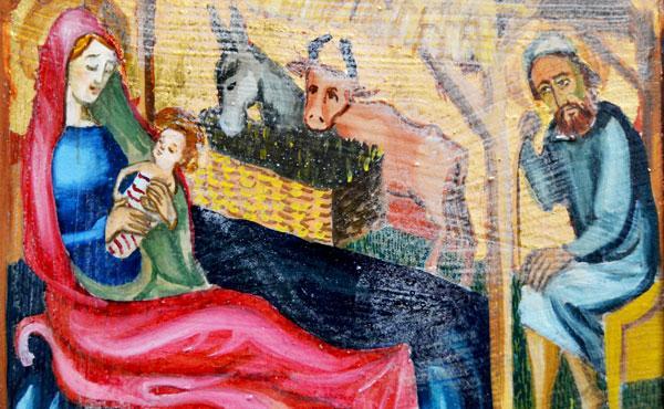 Jesu födelse i Betlehem