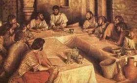 Prelate's Homily on Holy Thursday