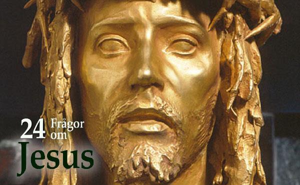 """""""Frågor om Jesus"""" En elektronisk bok"""