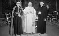 Primeira audiência a S. Josemaria (5-III-1960)