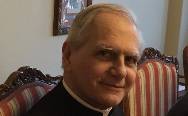 Den förste regionalvikarien för Prelaturen Opus Dei i Skandinavien har gått ur tiden
