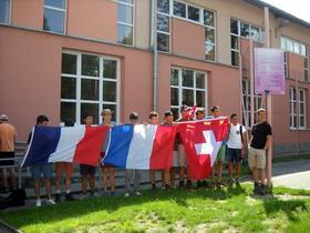 JMJ : un jeune suisse de 16 ans raconte