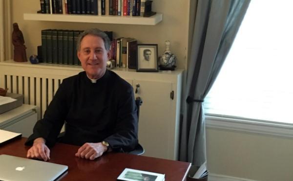 "Fr. Joseph Muzquiz: ""He works fast"""