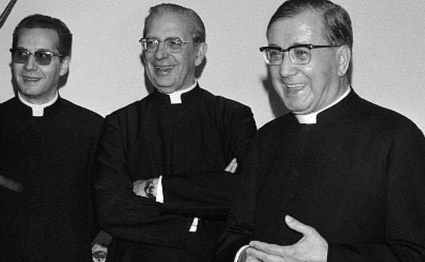 Opus Dei - Un libro que recoge el paso de Álvaro del Portillo por Burgos