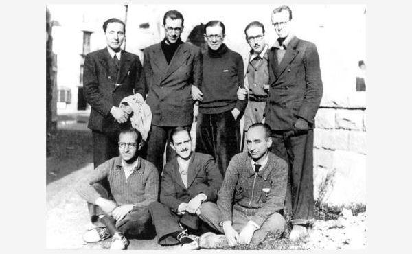 San Josemaría durante los años 30