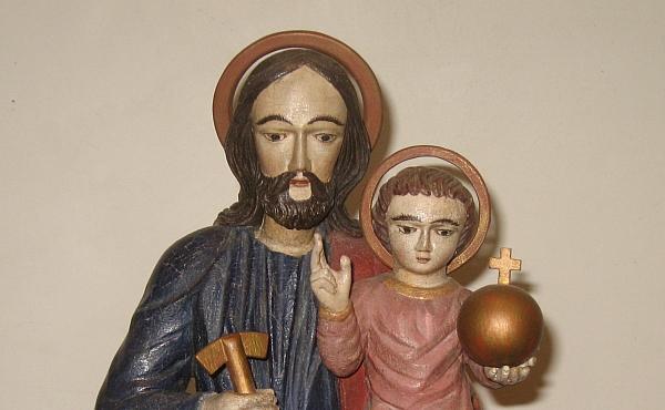 Der heilige Josef: Ein guter Ehemann und Vater
