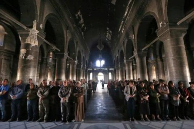 """Opus Dei - """"Unsere Kirchen in Karakosh waren voll"""" - Etappen einer Flucht"""
