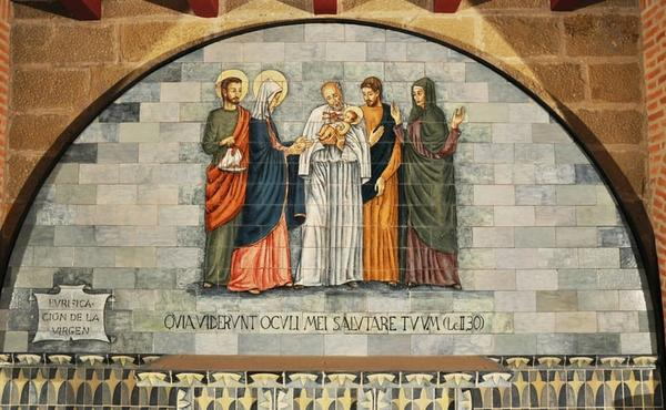 Kristaus Paaukojimas (Grabnyčios)