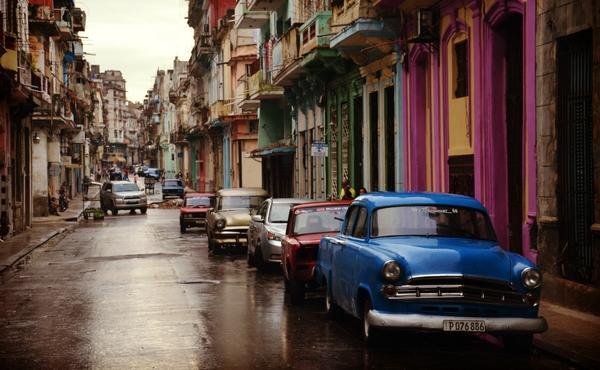 Kniha Cesta v Havane