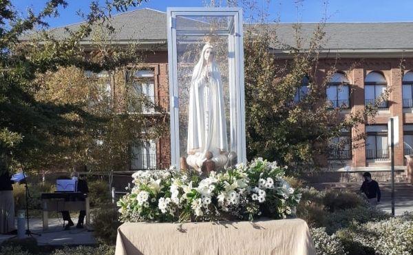 Opus Dei - Virgen de Fátima: ¿fuiste a verla?