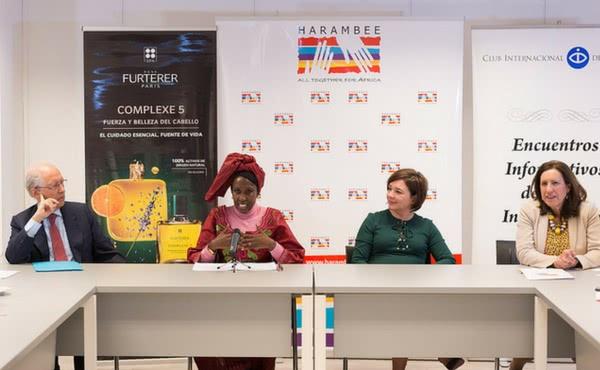 Opus Dei - La mujer africana pide igualdad de oportunidades para desarrollar su liderazgo social