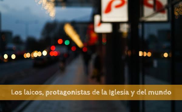 Opus Dei - Protagonistas de la Iglesia y del mundo