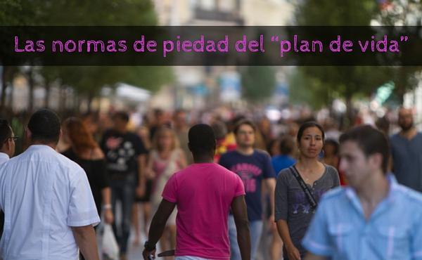 """Las normas de piedad del """"plan de vida"""" en el Opus Dei"""