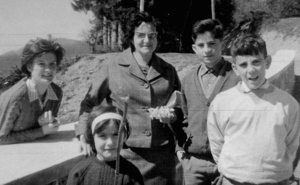 «La fortaleza de una mujer fiel»: biografía de Laurita Busca