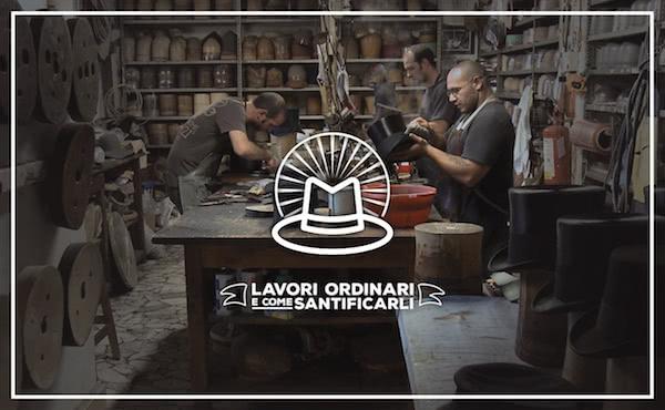 Opus Dei - Lavori ordinari e come santificarli (II): Cappelli