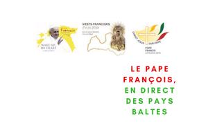 Voyage apostolique du Pape François aux Pays Baltes (22 - 25 septembre 2018)