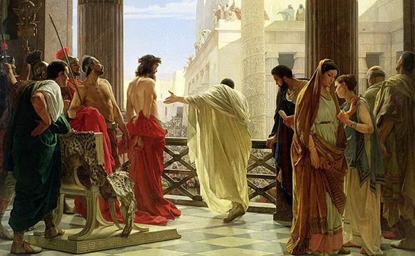 Opus Dei - 49. Qui va ser Ponç Pilat?