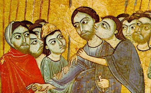 54. Què diu l'Evangeli de Judes?