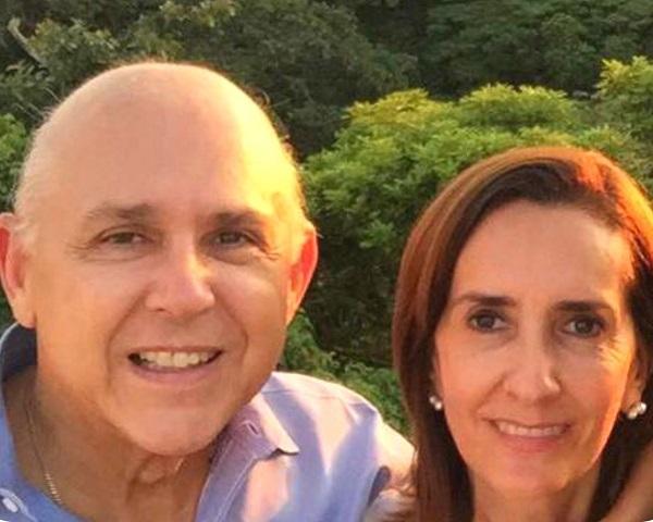 Opus Dei - Me metí a Google y aprendí a inyectar a mi esposo, enfermo de Covid-19