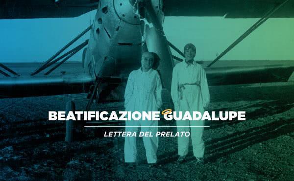 Lettera del prelato sulla beatificazione di Guadalupe Ortiz de Landázuri