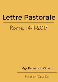 Lettre Pastorale, 14 février 2017
