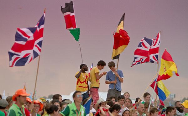 Opus Dei - Le pape aux jeunes : « N'ayez pas peur d'écouter l'Esprit »
