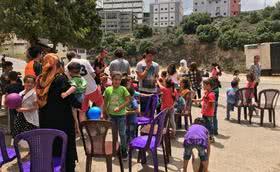 Lecciones de alegría en el Líbano