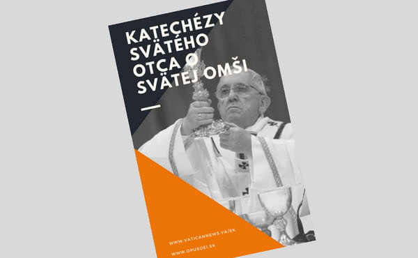 Opus Dei - Elektronická kniha: Katechézy svätého Otca o svätej Omši