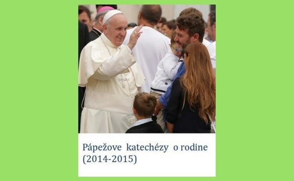 Elektronická kniha z audiencií Pápeža Františka o rodine